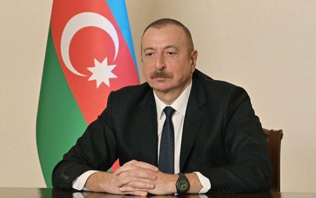 İlham Əliyevdən yeni SƏRƏNCAM
