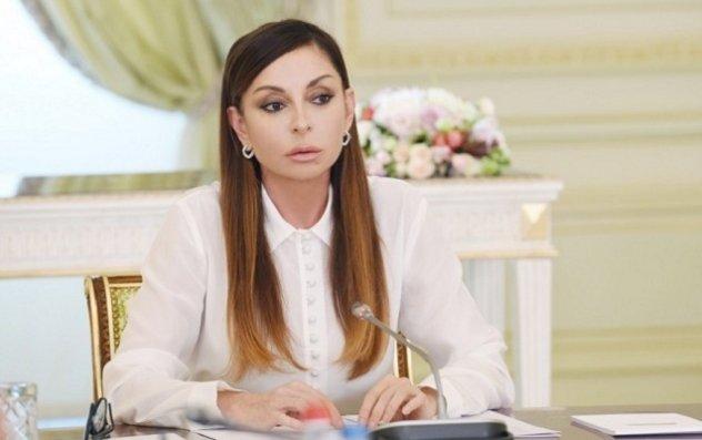 """Mehriban Əliyeva: """"Türkiyə xalqına güc və səbir diləyirəm!"""""""
