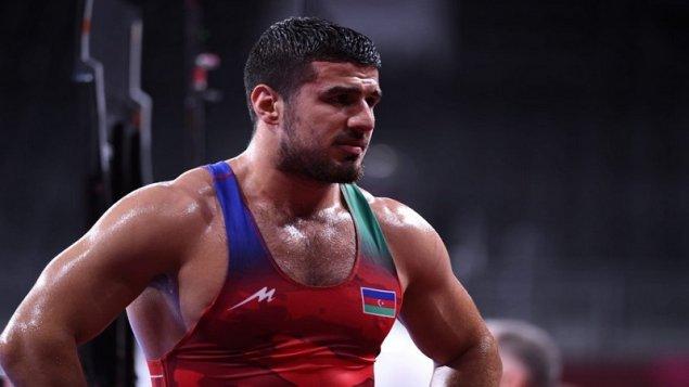 Tokio-2020: Azərbaycanın daha bir güləşçisi yarışı medalsız bitirdi