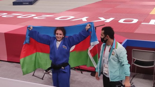 Tokio-2020:  Azərbaycan paralimpiyaçıları 5-ci medalı qazandı - 3 qızıl, 2 bürünc (YENİLƏNİB)