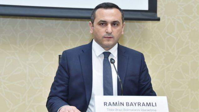 Ramin Bayramlının istefası qəbul edildi