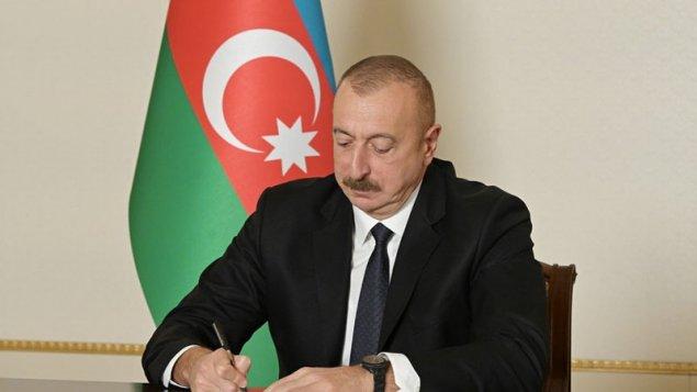 Prezident AAYDA-ya 5 milyon manat ayırdı (SƏRƏNCAM)