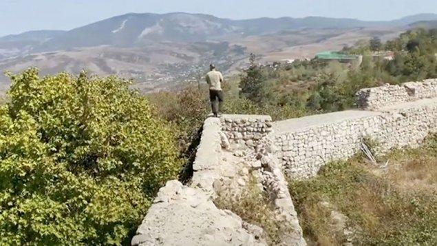 Xüsusi təyinatlılarımız Şuşaya bu yolla girib (VİDEO)
