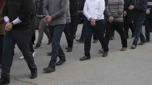 Türkiyədə FETÖ əməliyyatı nəticəsində 51 nəfər saxlanıldı