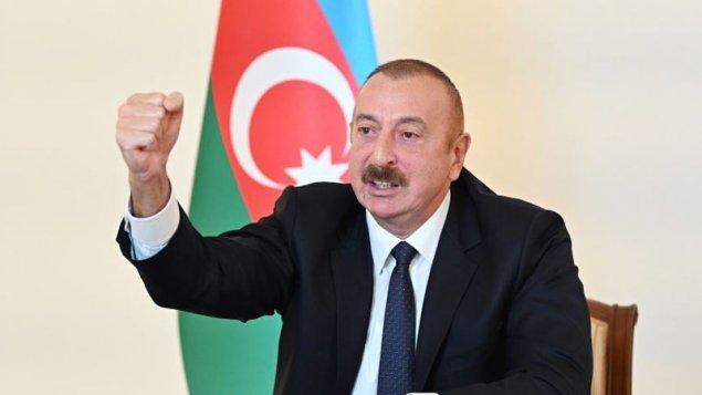 """İlham Əliyev """"Dəmir yumruq"""" əks-hücum əməliyyat planının detallarını açıqladı"""