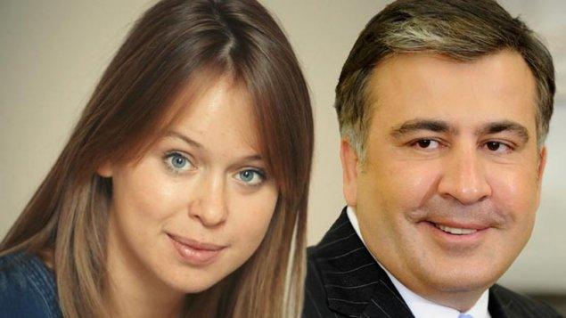 Saakaşvilinin həyat yoldaşı: