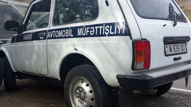 Suqovuşandan Kəlbəcərə hərəkət edən mülki avtomobil karvanına atəş açıldı (FOTOLAR)